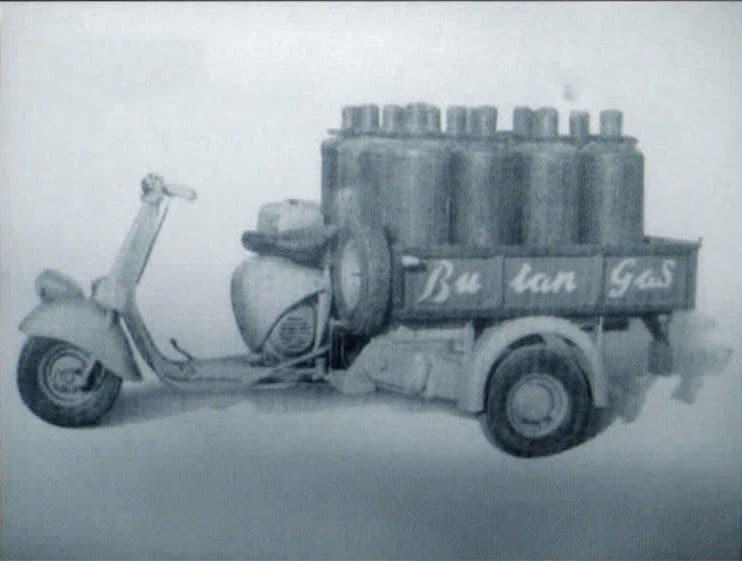 Storia - Dell'Oca Prodotti Petroliferi Morbegno